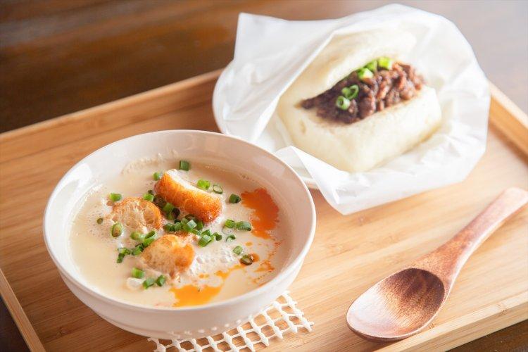 台湾式朝御飯 喜喜豆漿(ききとうじゃん)