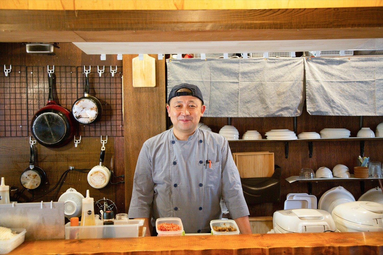 野崎さんは、以前仕事で台湾に滞在していた。