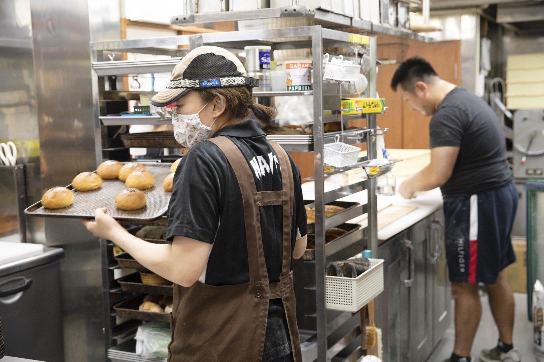 パン家のどん助