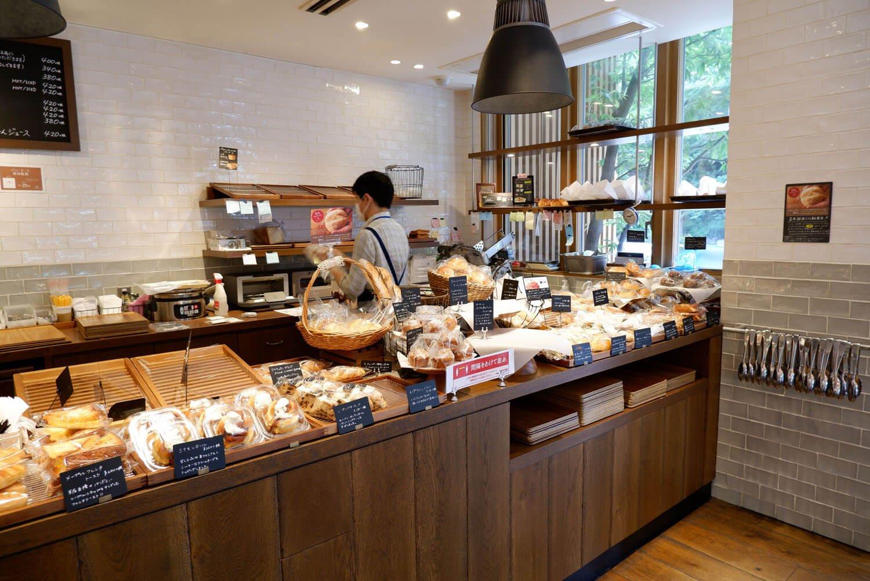 Bread&Coffee IKEDAYAMADSCF7045