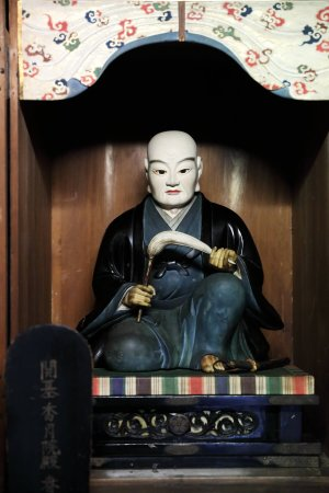 朝寺静勝寺仏像