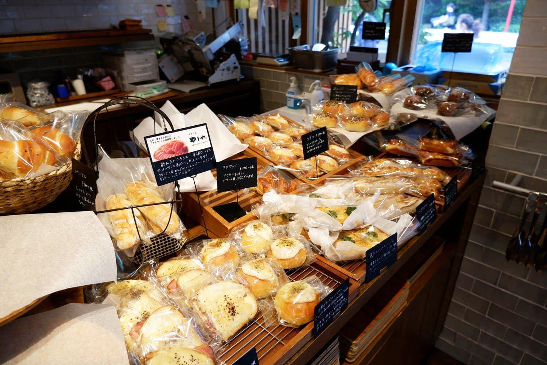 Bread&Coffee IKEDAYAMADSCF7046