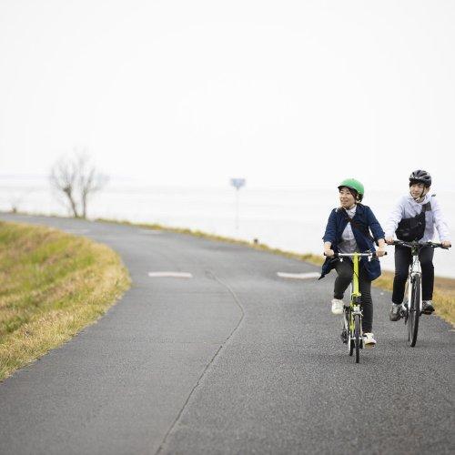 佐原から土浦へロングライドに挑戦~輪行不要! 自転車といっしょの列車旅②