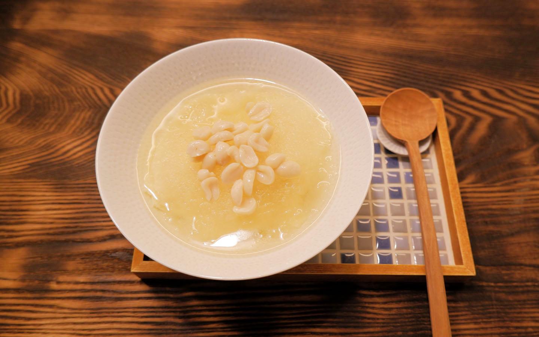 花生豆花(ピーナツトウファ)638円も人気。