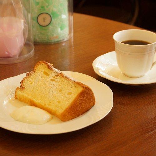 荻窪『Fイワモリ』で交差する、キャンドルとケーキの気まぐれな関係