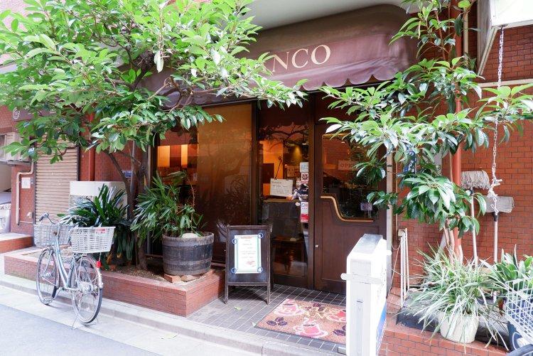 カフェ ビアンコ