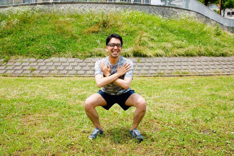 自衛隊筋肉体操