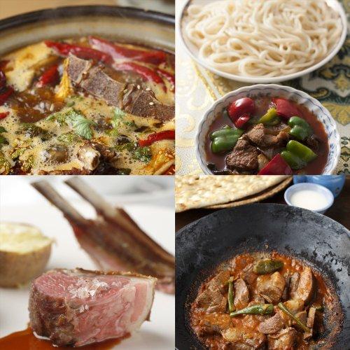 ヒツジがおいしい! 東京で羊肉を使った民族料理が味わえる店