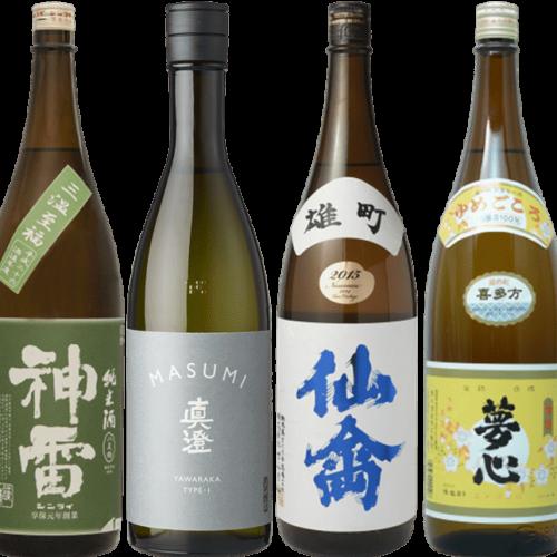 ご飯の代わりにのんびりと…… ちびちび飲み続けられる日本酒10選!
