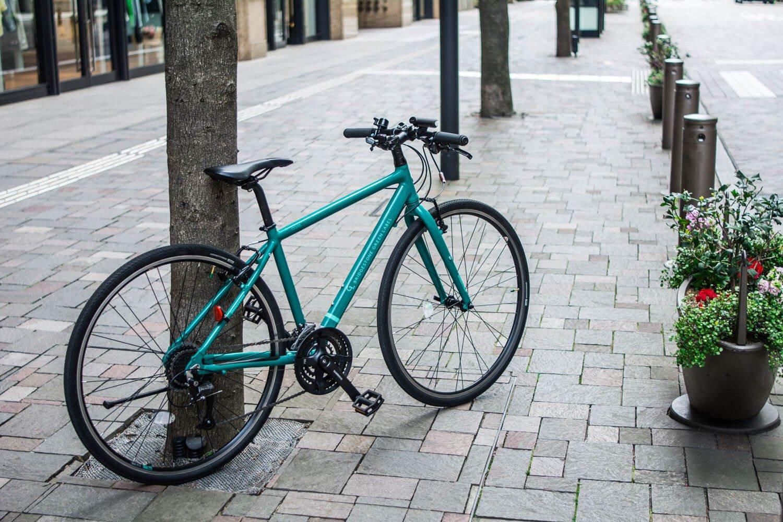 クロスバイク01