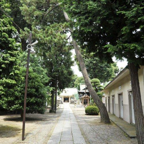 600年の歴史をもつ奇祭が伝わる、赤羽志茂の鎮守・志茂熊野神社