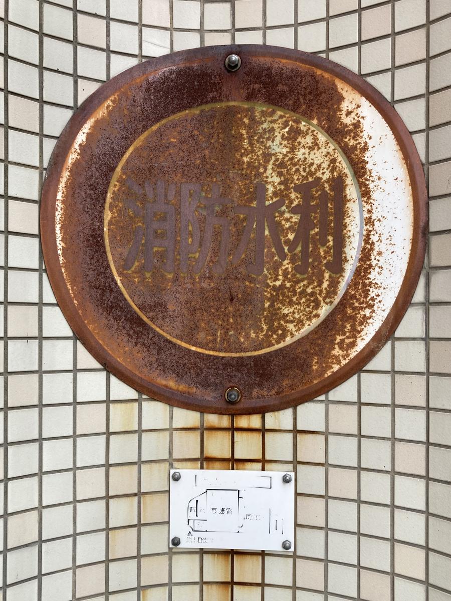 ついに茶色い円盤に(聖蹟桜ヶ丘)