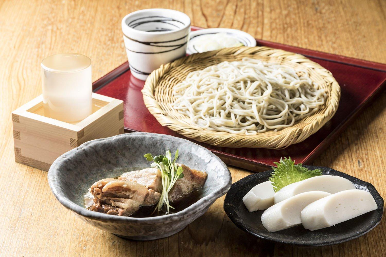 武蔵境増田屋蕎麦処ささい