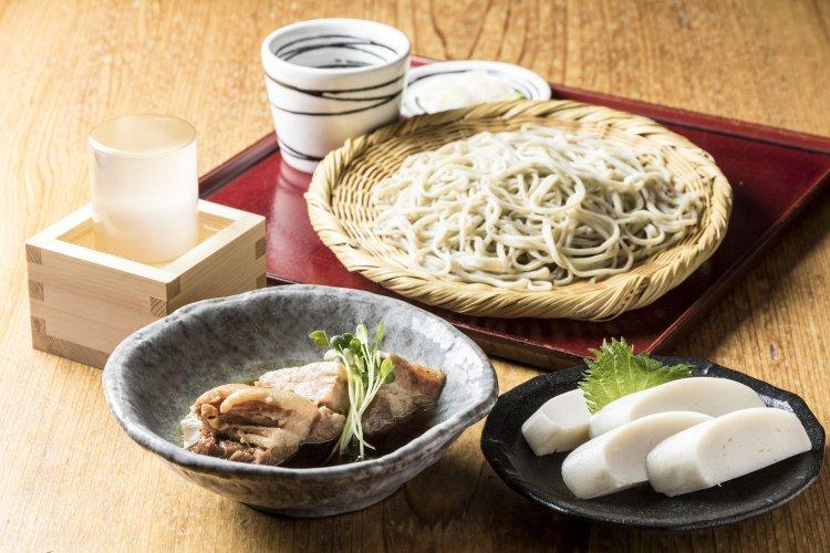 武蔵境増田屋 蕎麦処ささい