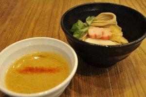 神田_五ノ神水産_つけ麺