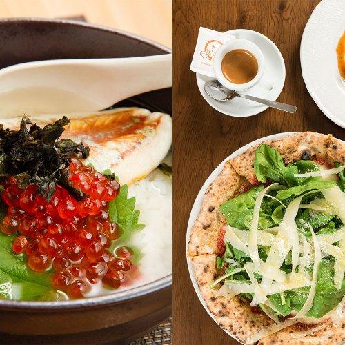 こだわり鮮魚に本場のピザ、中華……亀戸なら気取らず本格グルメを味わえる