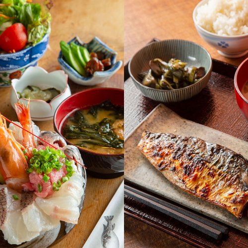 大森で魚料理を食べる日のための、とっておきの食事処2軒