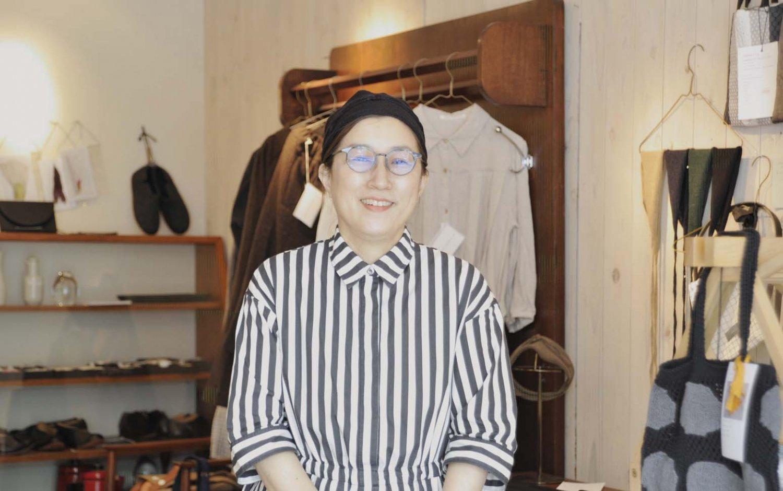 大学生のお子さんがいるお母さんでもある瀬良田さん。