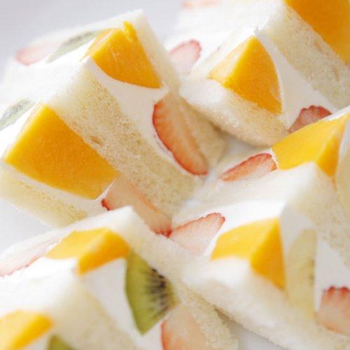 フルーツサンドにオムレツサンド、東京都心で出合える絶品サンドイッチ
