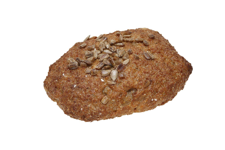 ひまわりの種がたっぷり入ったライ麦ひまわり220円。