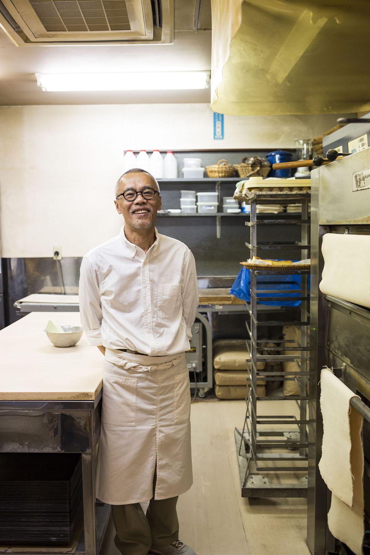 店名はシェフ加藤守さんの出身地・北海道から。