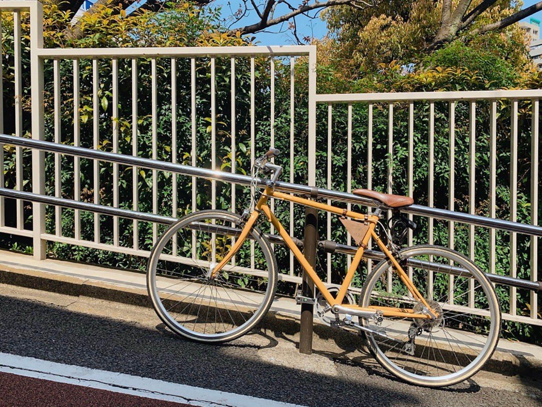 クロスバイク03