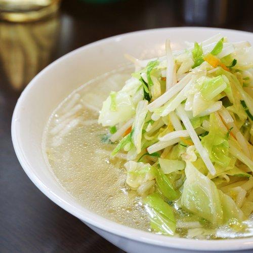 西荻窪『中華そば はつね』で、和食の細やかさが光る極上タンメンに出合う