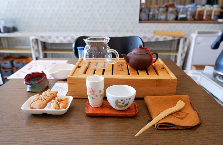 台湾STYLE(工夫茶)1100円~。