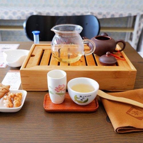 異色の経歴を持つオーナーが創る、東京下町の台湾茶カフェ『狐月庵』