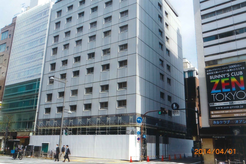 銀座日航ホテル01