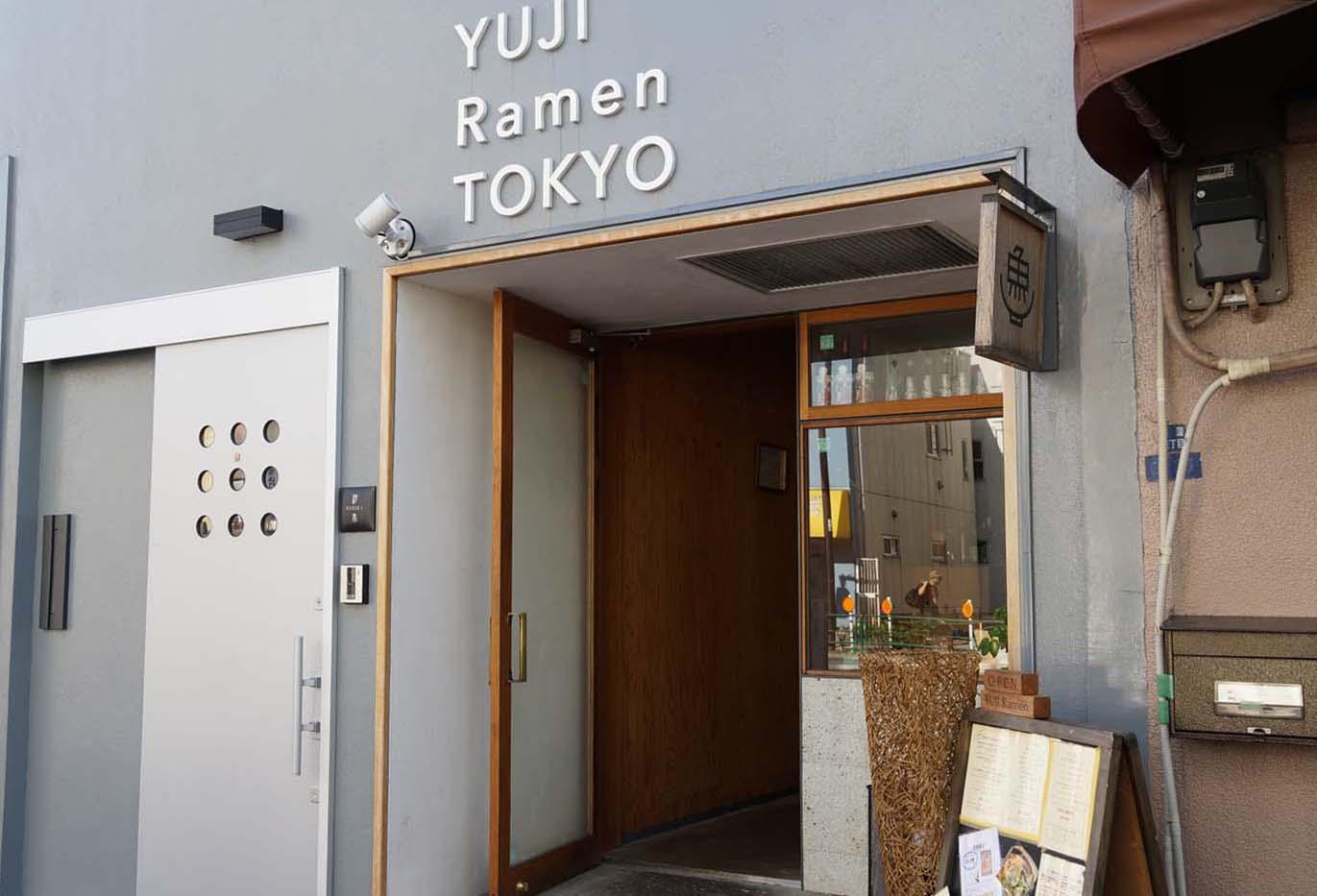YUJI Ramen TOKYO(ユウジ ラーメン トーキョー)