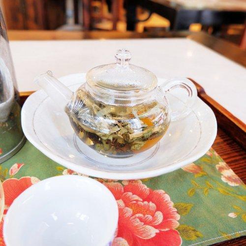 吉祥寺の台湾カフェ『月和茶』で美味しく薬膳をいただく