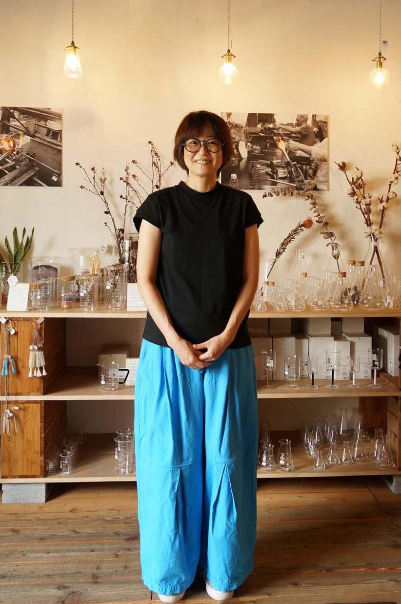 店を任されているのは、店長の関谷りかさん。