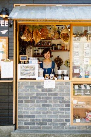 coffeepost固定店