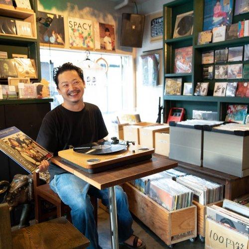 レコードの聞こえる街・川越で、懐かしくも新鮮なアナログの音に浸る
