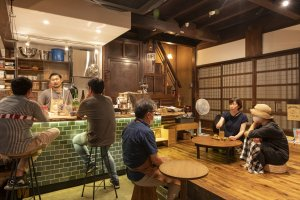 ちゃぶだいGuesthouse cafe&Bar