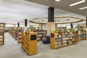 朝霞市立図書館 本館