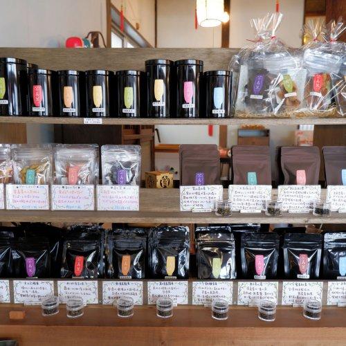 リアルな台湾カルチャーに触れる、東京・阿佐ケ谷の台湾茶カフェ『茶嘉葉』