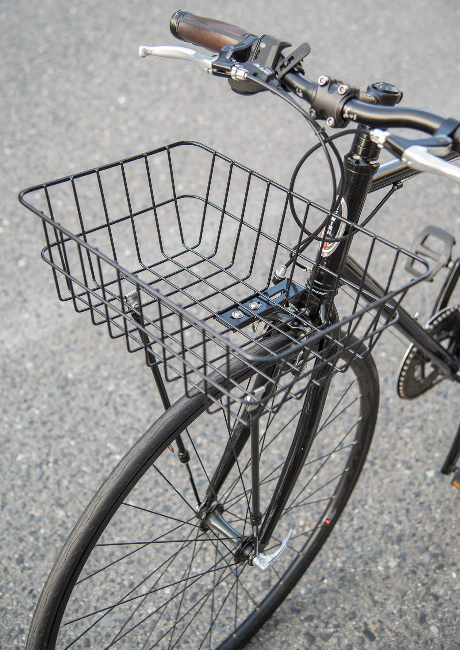 クロスバイク前かご010
