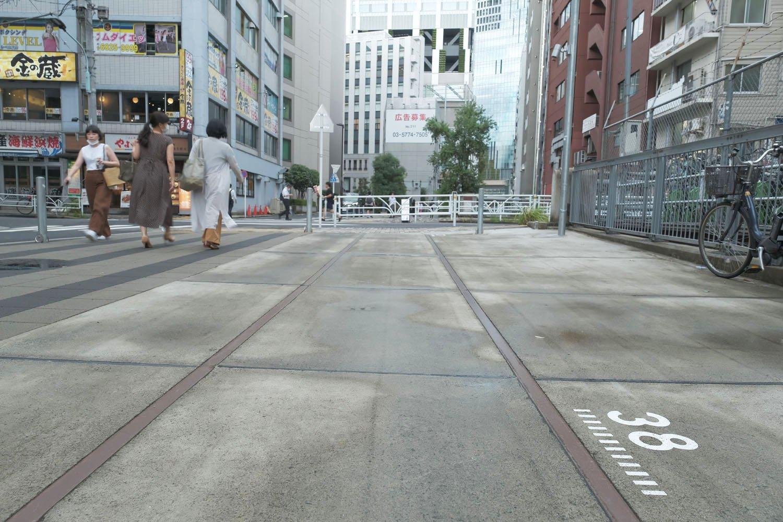 東急東横線の痕跡 (17)