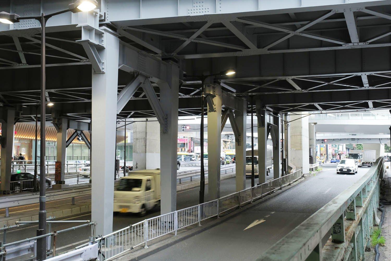 東急東横線の痕跡