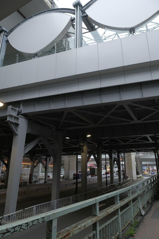東急東横線の痕跡 (2)