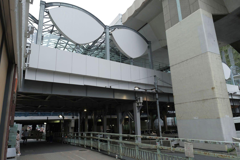 東急東横線の痕跡 (8)