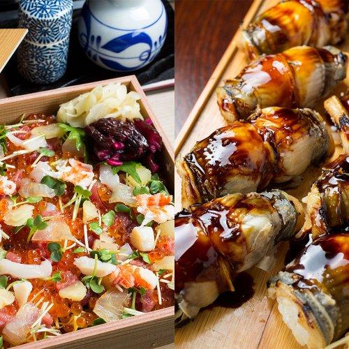 ちらし、いなり、にぎりに手巻きも。東京で買うべき粋な寿司の手みやげ4選