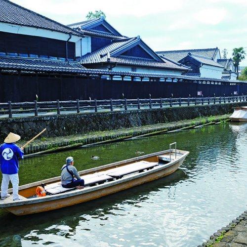 【東京発日帰り旅】宿場町・栃木は巴波川の舟運と共に栄えた蔵の街
