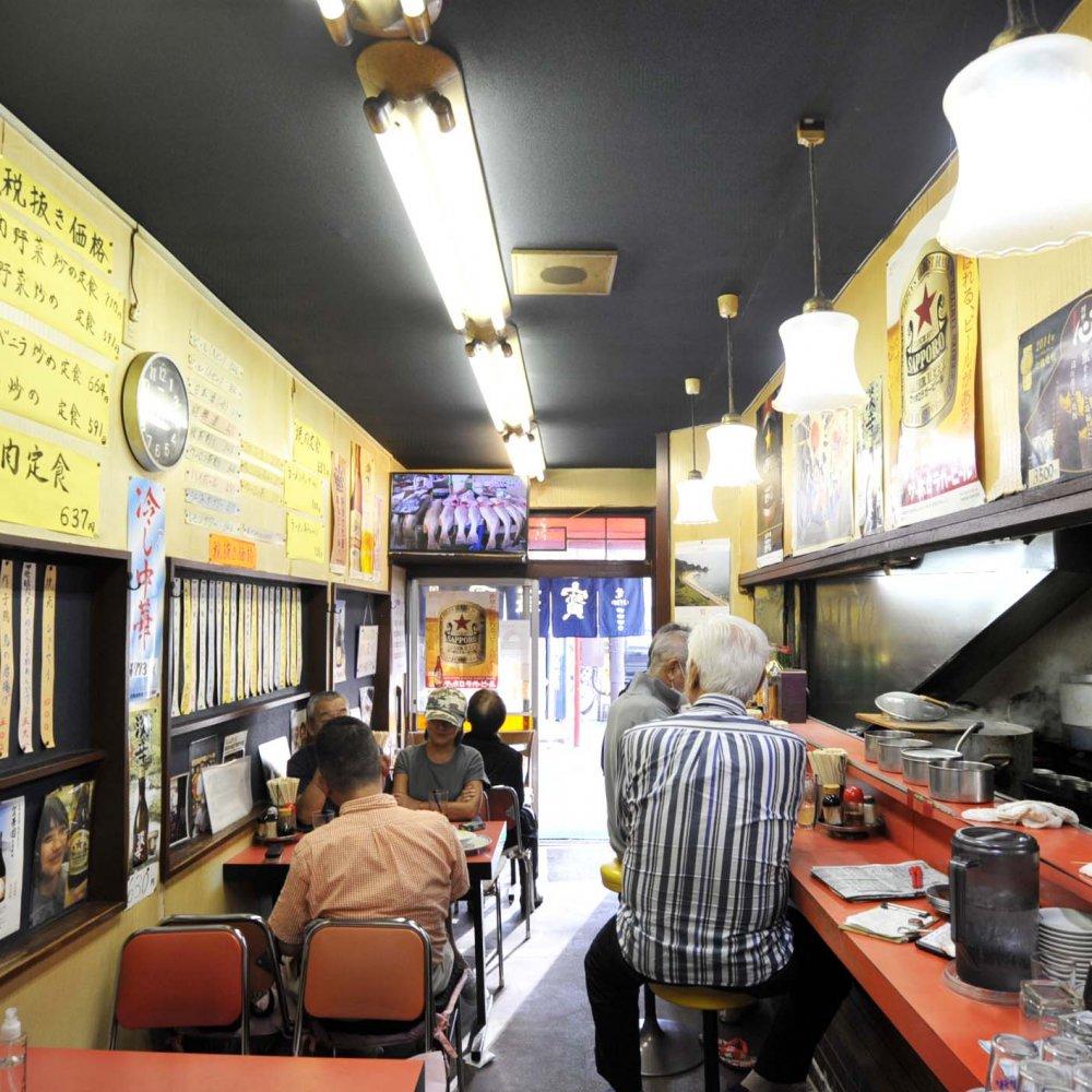 旨い・安いは当たり前、蒲田の町中華。昼は定食、夜は酒、使い勝手抜群の3店