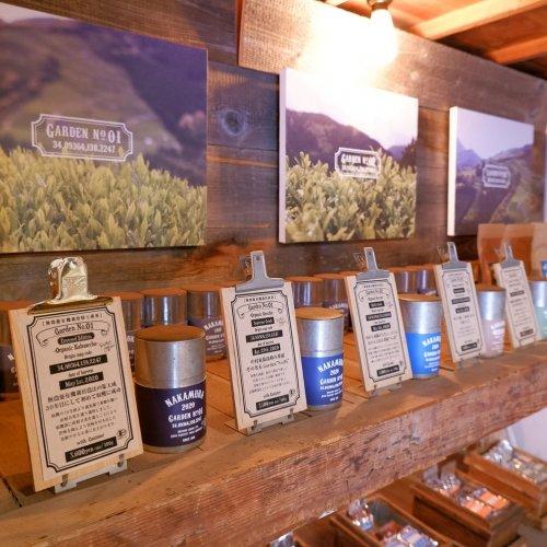 おみやげやギフトにも!イメージを一新する新時代日本茶専門店