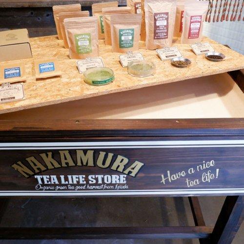 幼なじみが作るお茶を届けたい! 東京・蔵前『NAKAMURA TEA LIFE STORE(ナカムラ ティー ライフ ス...