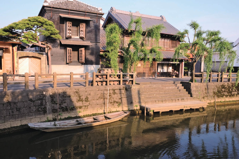 【東京発日帰り旅】千葉県香取市~水運で繁栄した佐原。江戸の香りが残る街並みを巡る~
