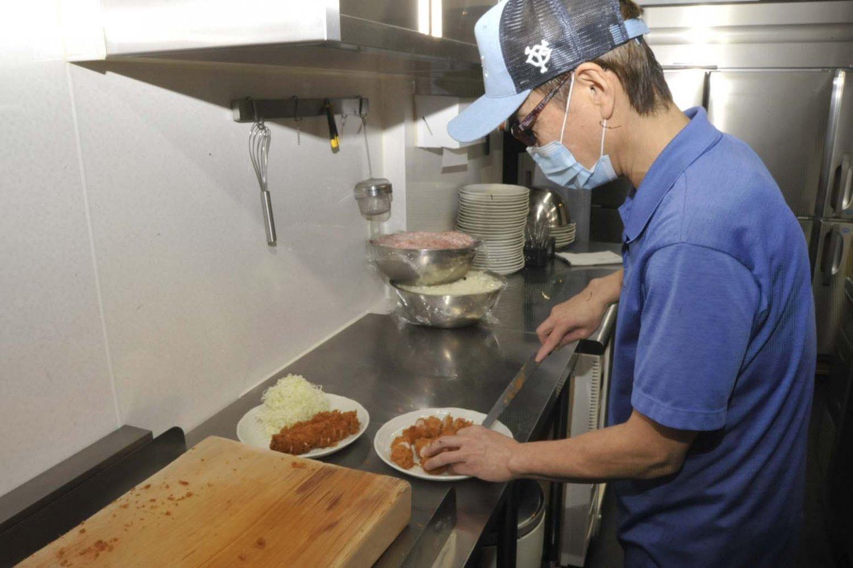 「林SPFにかなう豚肉はありません」と店主の花村篤さん。
